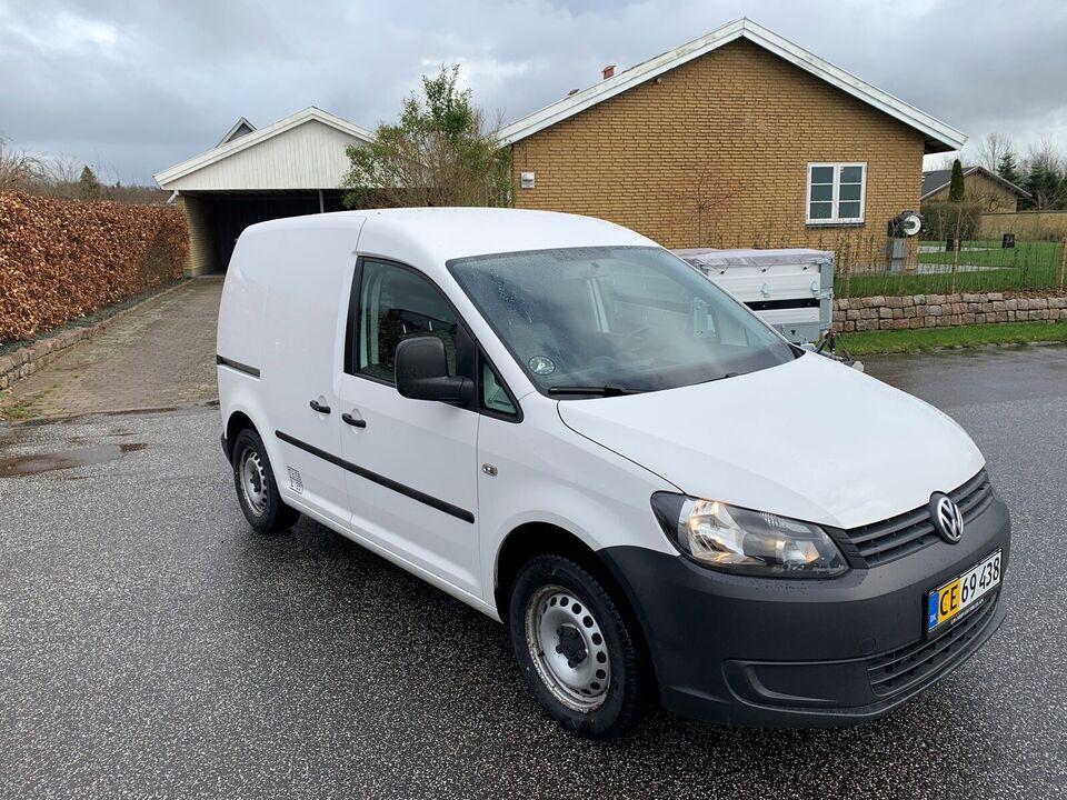 VW, Caddy, 1,6 TDi 102 BMT Van