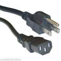 Dell U2410 24 Lcd Monitor Ac Power Cord Cable Plug