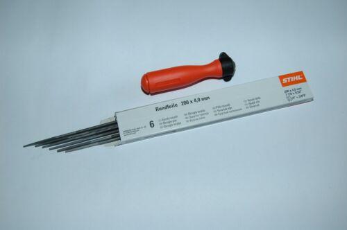"DOLMAR Sägekettenfeile Rundfeile Kettenfeile 5,5 mm 3//8/"" 404/"""