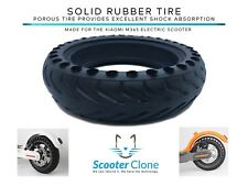 *US SELLER* Solid Rubber Tire For BIRD or Xiaomi M365  Electric Scooter 2 PACK