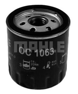 Engine Oil Filter Mahle OC 1063