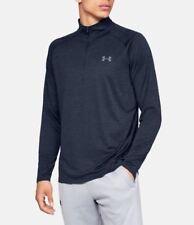 Under Armour Men/'s UA Tech 2.0 Half Zip Long Sleeve Shirt Style #1328495