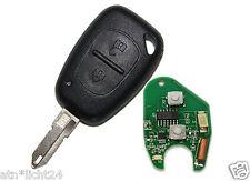 Schlüssel 433 Mhz Funk Fernbedienung  NEU PCF7946AT Sendeeinheit + Rohling ID46