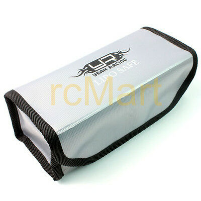 Yeah Racing New Lipo Battery Safe Guard Charging Bag L185xW75xH60mm Car #YA-0299