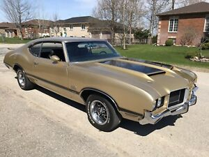 1971 Olds 422 W30 Tribute