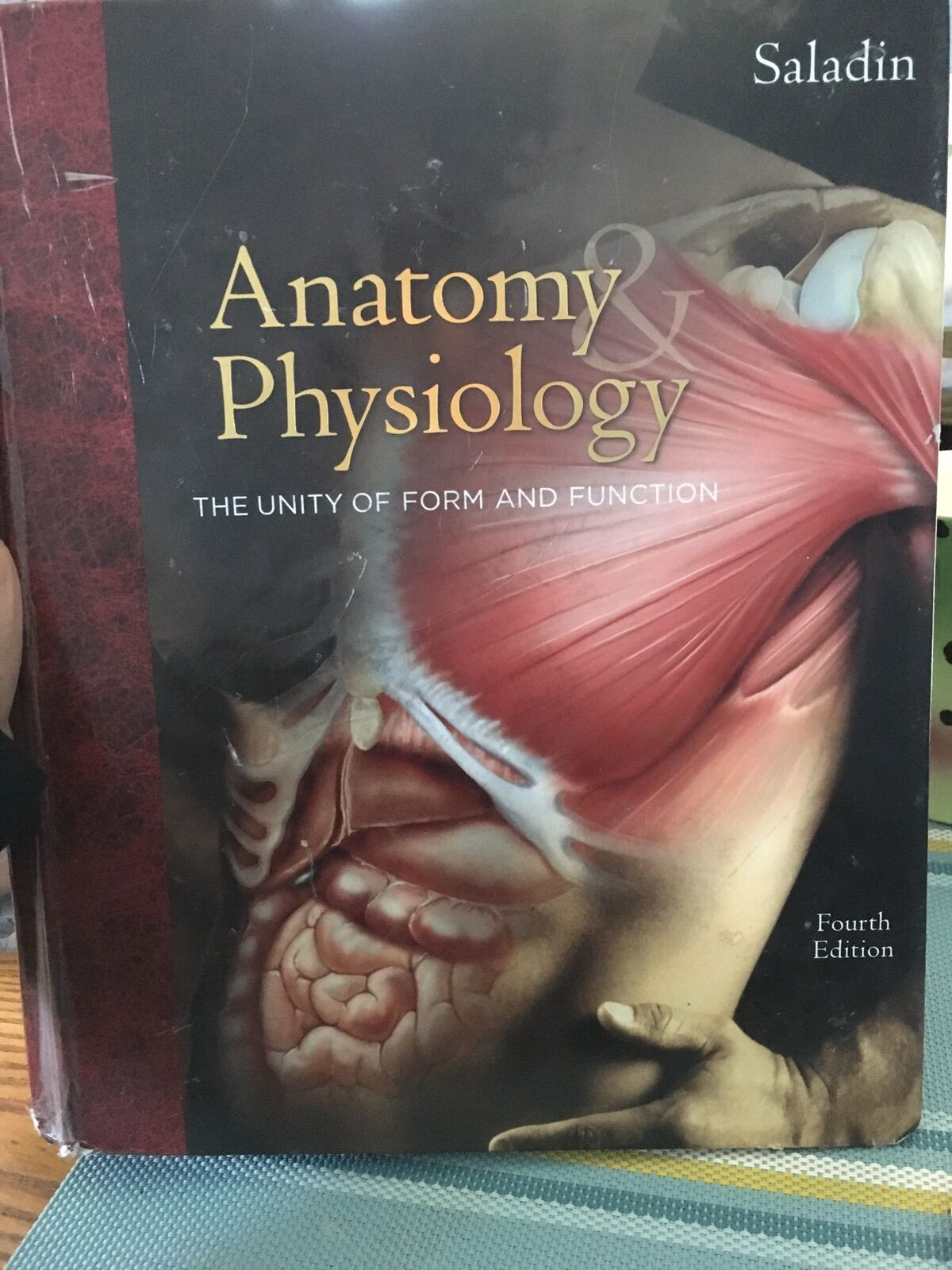 Hermosa Anatomy And Physiology Unity Of Form And Function Imagen ...