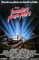 Invader From Mars Movie Poster (b) - 11 X 17 Inches - Tobe Hooper