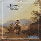 Georg Philipp Telemann, Vol. 4: Wind Concertos (CD, May-2009, CPO)