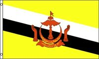 Flag Of Brunei 3x5 Ft Abode Of Peace Borneo Island Bandar Seri Begawan Malaysia