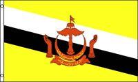 Flag Of Brunei 3x5 Ft Abode Of Peace Borneo Island Bandar Seri Begawan Malaysia