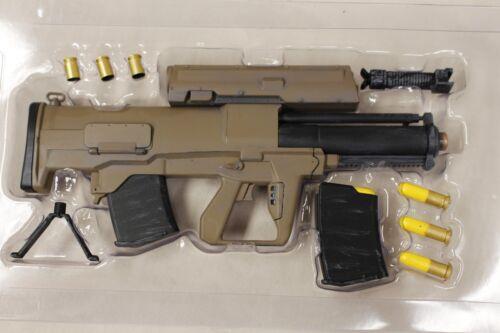 lançador de granadas 25mm Terra Escuro Porca De Hobby 1//6 XM25 c.d.t.e.s Coyote Tan