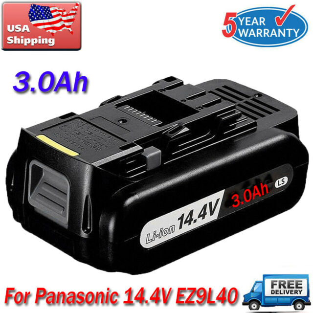 12V 3500mAh Battery for Panasonic EY9200 EY9201 EY9001 EY9101 EY9106B EY9108 UB