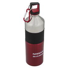 Nissan Nismo Juke 370z GTR Aluminium Sports Water Drinking Bottle Genuine NIS029