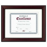 Dax Rosewood Document Frame - N3246s1t on Sale