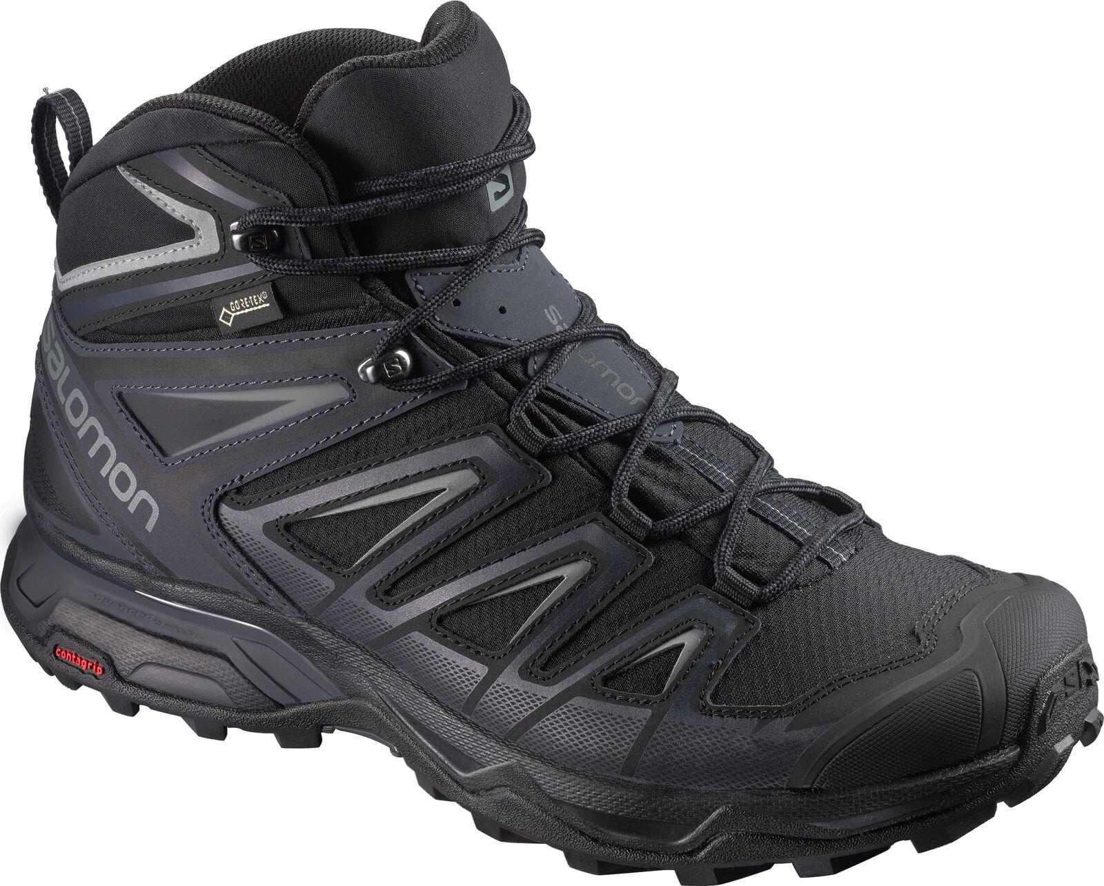 Salomon X ultra 3 Wide MID GTX ® (401293) - caballeros trekking zapato
