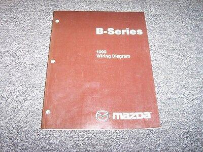 1999 mazda wiring diagram 1999 mazda b4000 b3000 b2500 b series truck electrical wiring  1999 mazda b4000 b3000 b2500 b series