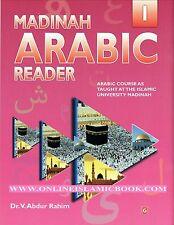 Madinah Arabic Reader Book 1 By Dr.V. Abdur Rahim
