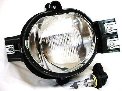 Fog Light Lamp Passenger Replacement for 03-08 Dodge Pickup Truck 55077474AE