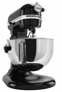 KitchenAid-RKV25G0XOB-Professional-All-Metal-5-Quart-Stand-Mixer-onyx-Black