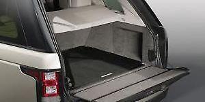 Véritable land rover range rover nouveau tapis en caoutchouc loadspace vplgs0260