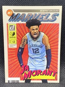 2019 Panini Donruss Marvels Ja Morant RC Hot 🔥🔥🔥