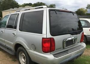 1998-99-00-01-02-Ford-Expedition-Navigator-Back-Glass-OEM-Privacy-Tint
