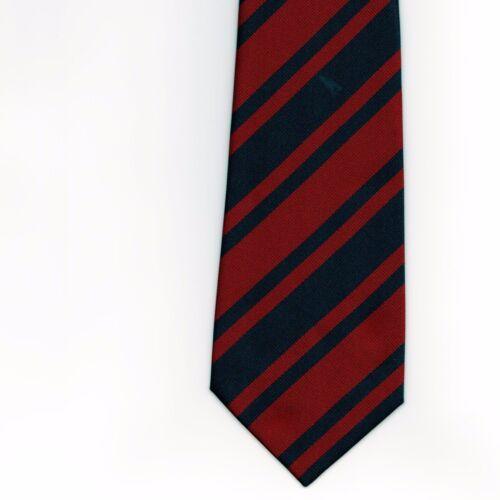 Regimental Tie Polyester Stripe The ROYAL ENGINEERS