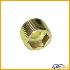 Porsche 912 911 Transmission Drain Plug with Magnet Differential & Gear Housing