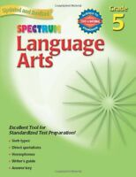 Language Arts, Grade 5 (spectrum)