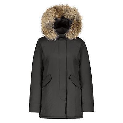 DJ85°C Damen Winter Arctic Parka Mantel Jacke XXL echt Fell