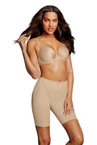Static /& Cling Free Firm Control Thigh Slimmer Maidenform Firm Foundations
