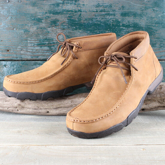 Twisted X Waterproof Driving Moccasin