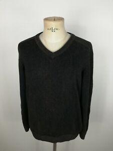 WRANGLER-Maglione-Maglioncino-Cardigan-Sweater-Pullover-Tg-XL-Uomo-Man