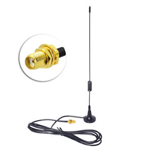 Ham-Radio-SMA-Female-Magnetic-Base-Antenna-for-BaoFeng-UV-5R-UV-82-Walkie-Talkie