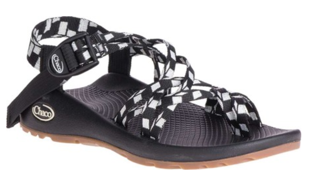 Chaco ZX 2 Classic Cubit Black Comfort Sandal Women's sizes 5-11 NIB
