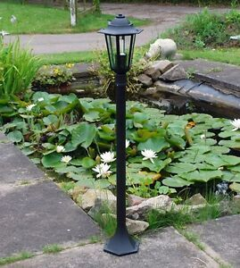 TRADITIONAL-VICTORIAN-POST-LANTERN-LIGHT-OUTDOOR-GARDEN-LAMP-POST-LIGHT