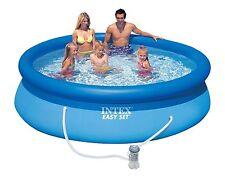 Intex 305x76 cm Swimming Pool Schwimmbecken Schwimmbad Planschbecken Pumpe 28122