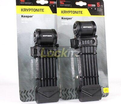 Kryptonite Keeper 585 Pliant Vélo Serrure