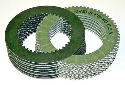 Alto Carbonite Clutch Kit Rivera Brute 1990-2006