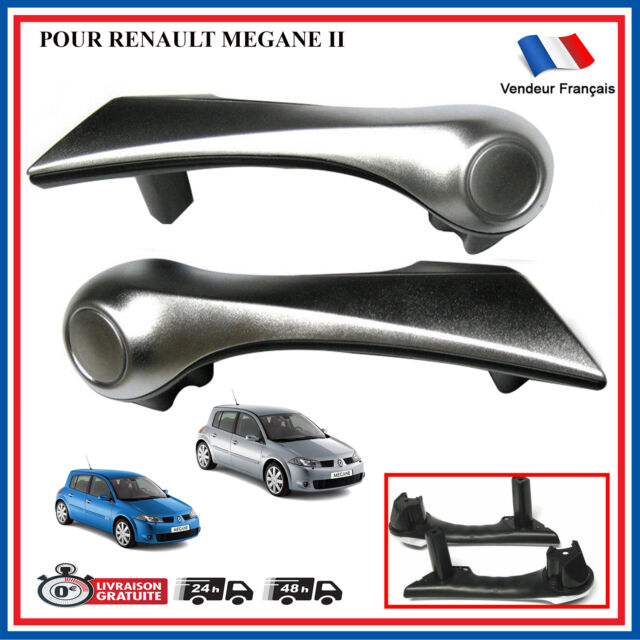 Renault Clio Megane II Manija de Puerta Interior Delantero Izquierdo + Derecho