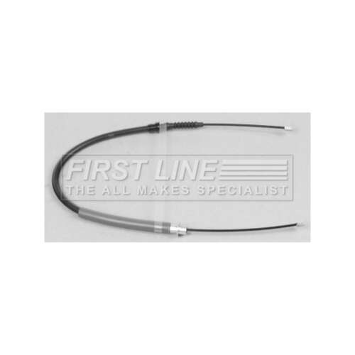 FKB2425 Genuine OE Quality First Line Left Handbrake Cable