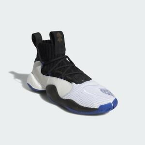 cheaper bbc94 b5c45 Details about ADIDAS Crazy BYW LVL X 'Real Purple' (B42244)