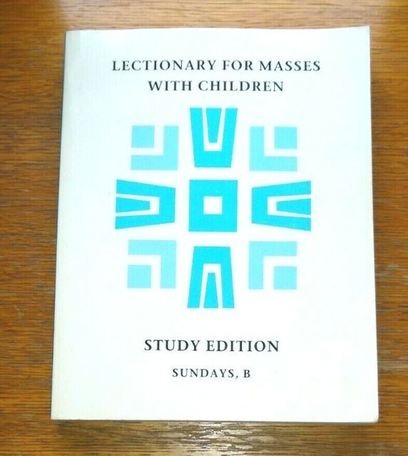 Lectionary For Masses With Children Study Ed Sundays, B (PB, 1993) FREE SHIPPING