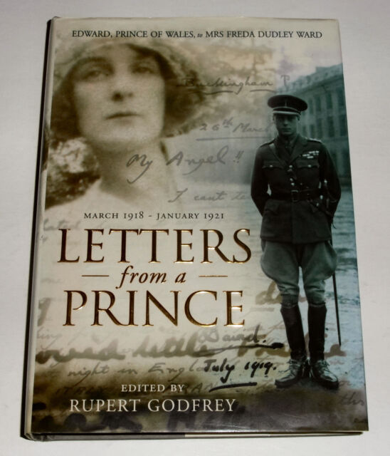 Rupert Godfrey (editor) - Letters from a Prince