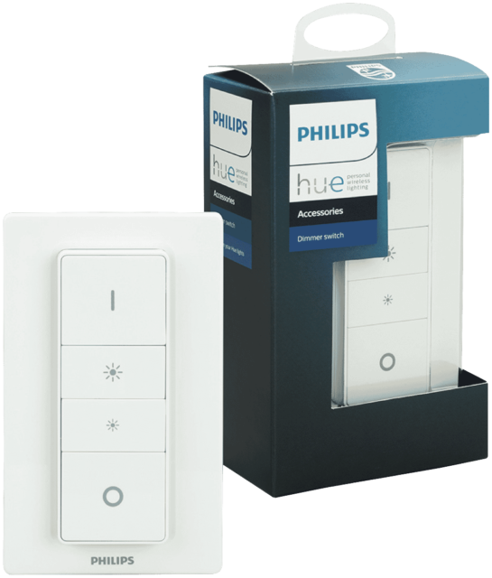 NEW Philips HUEDIMSWITCH HUE Dimmer Switch