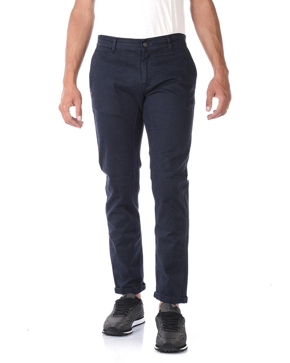 Jeans Daniele Alessandrini Jeans Cotone men blue PJ9001L1003735 23