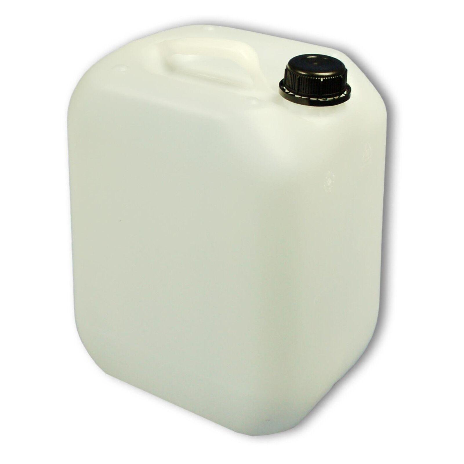 Bidon en plastique 10 L, DIN45 naturel, Jerrican fabriqué en Bidon Allemagne (22003) 39c7e2
