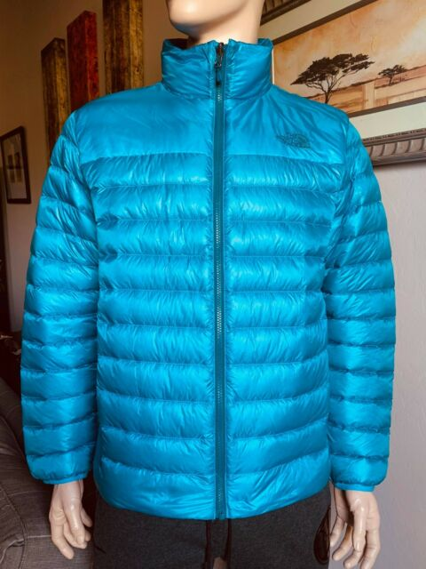 The North Face Men s Flint 550 Down Jacket Size L Egyptian Blue for ... ddc4a7a89