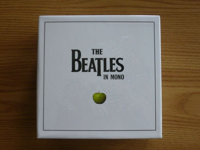 The Beatles in Mono Box Set  Complete Mono Recordings 185 Songs SEALED BRAND NEW