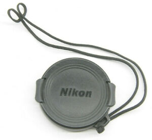 45mm-Leash-Front-Snap-On-Lens-Cap-Nikon-USED-Z701
